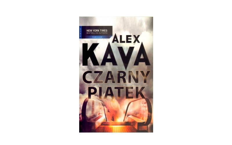 """""""Czarny piątek"""" – Alex Kava"""