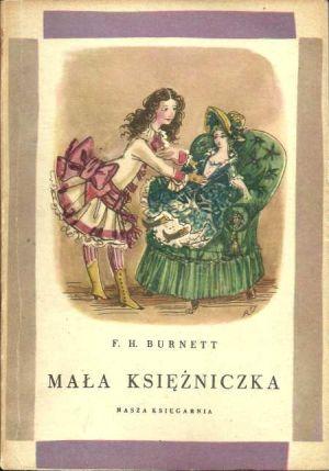"""""""Mała księżniczka"""" – Frances Hodgson Burnett"""