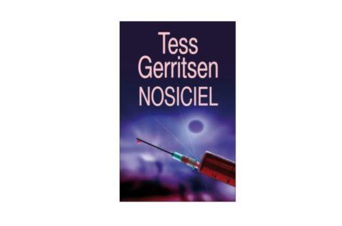 """""""Nosiciel"""" – Tess Gerritsen"""