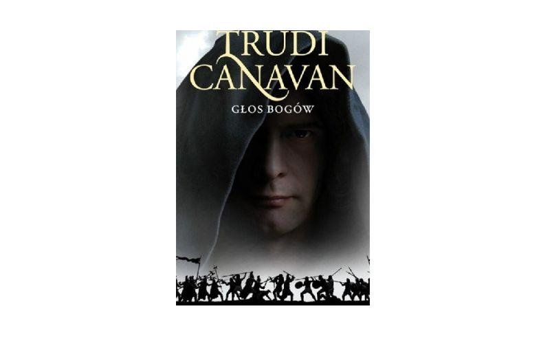 """""""Głos Bogów"""" – Trudi Canavan"""