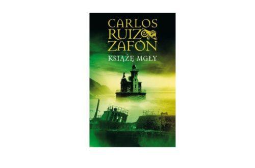 """""""Książę mgły"""" – Carlos Ruiz Zafon"""