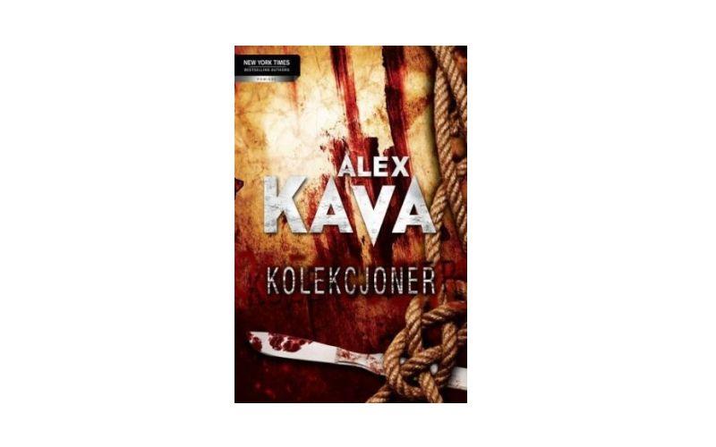 """Kolekcjoner"" – Alex Kava"
