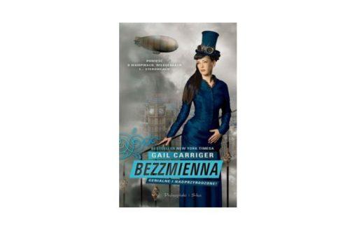 """""""Bezzmienna"""" – Gail Carriger"""