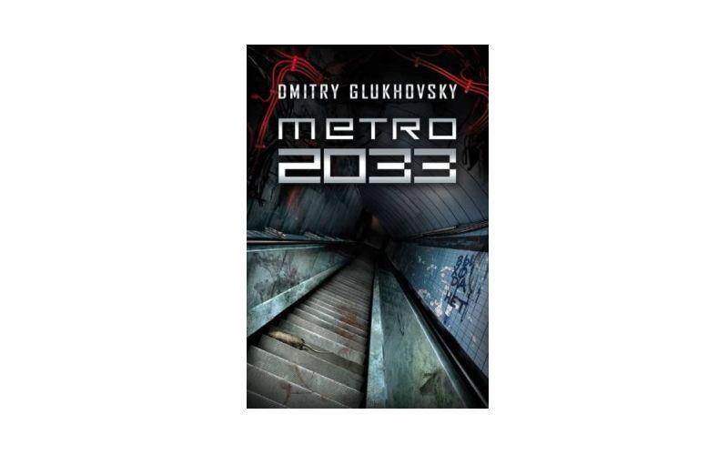 """""""Metro 2033"""" - Dmitry Glukhovsky"""