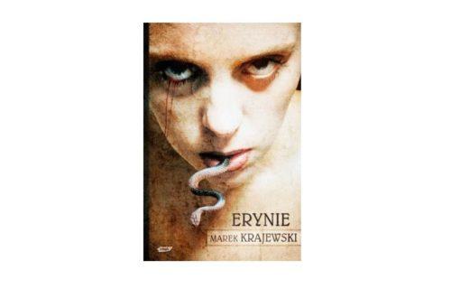 """""""Erynie"""" – Marek Krajewski"""