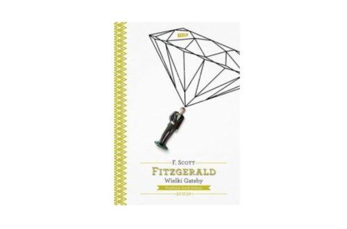 """""""Wielki Gatsby"""" – Francis Scott Fitzgerald"""