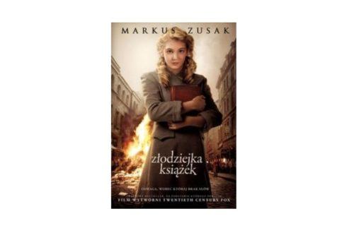 """""""Złodziejka książek"""" – Markus Zusak"""