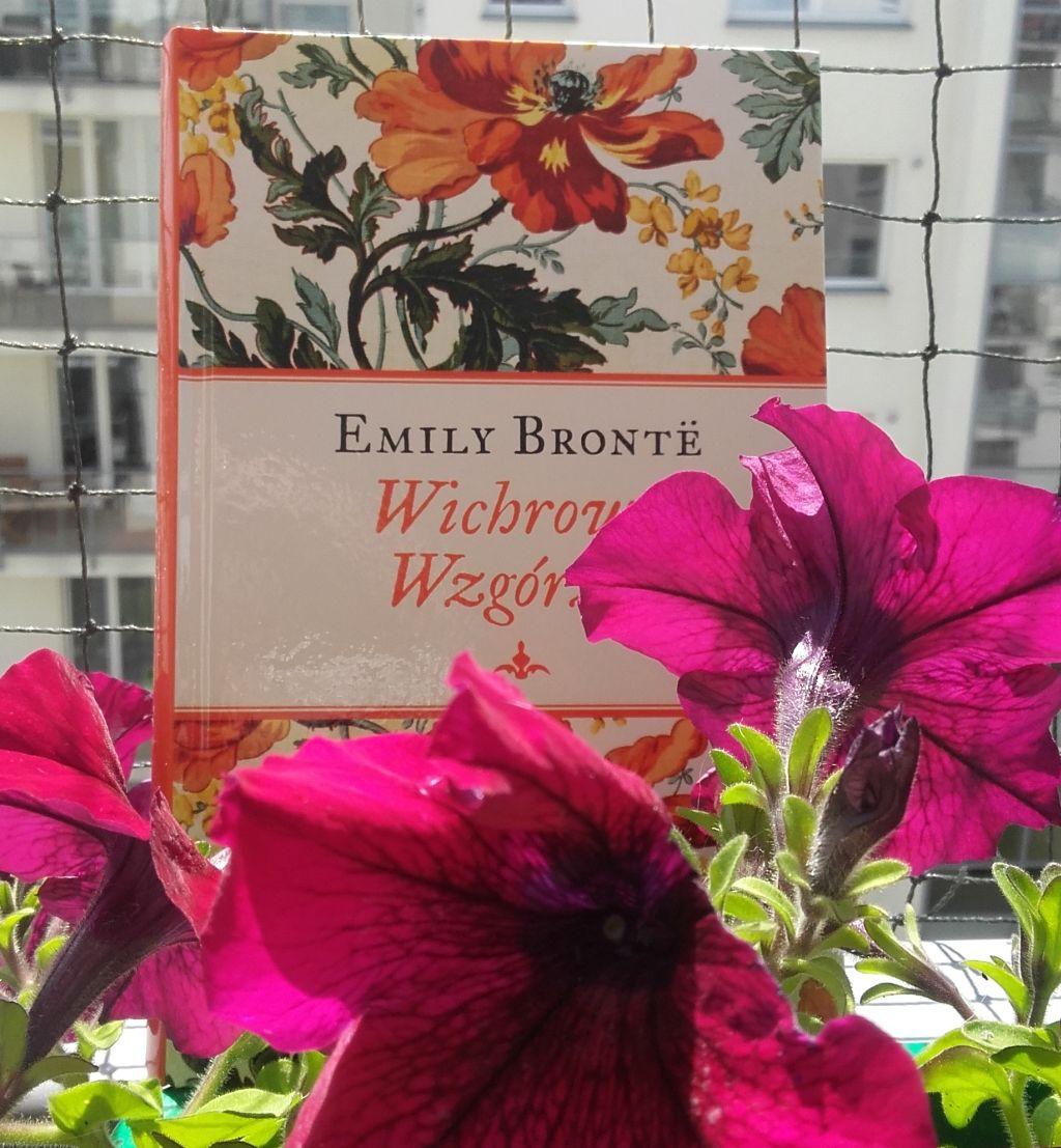 """""""Wichrowe wzgórza"""" - Emily Jane Brontë"""