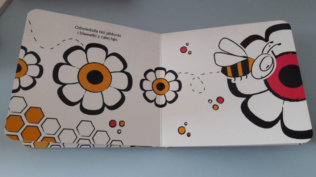 """""""Bardzo zalatana pszczoła"""""""