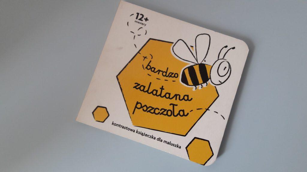 """""""Bardzo zalatana pszczoła"""