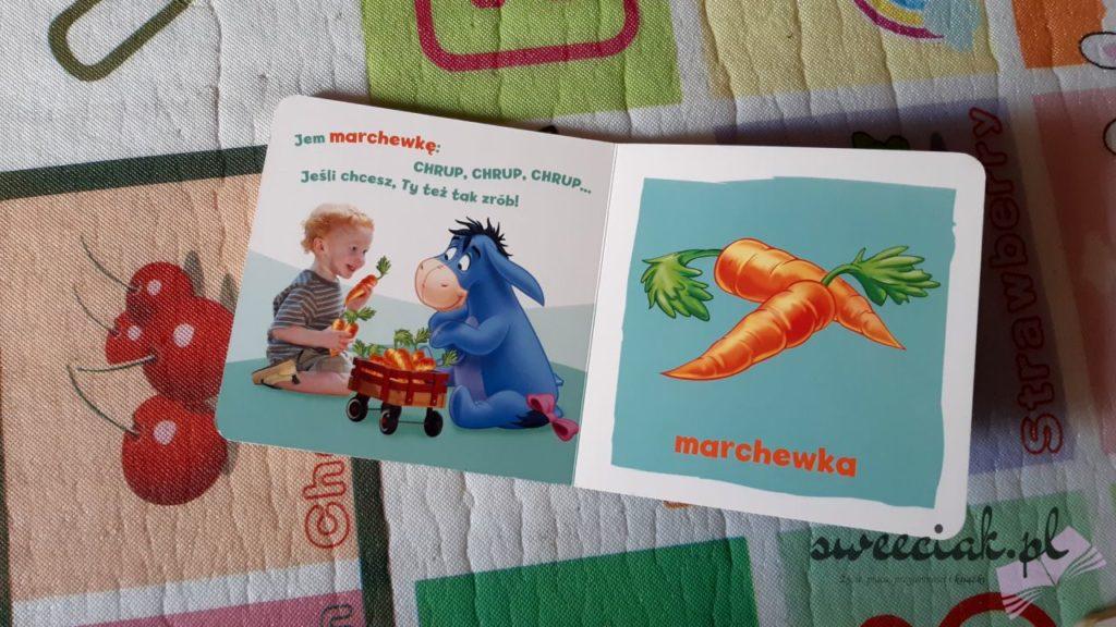 """""""Poznajemy zwierzęta"""", """"Jemy warzywa"""", Jemy owoce"""" - Ciekawski Bobas 9m+ [recenzja]"""