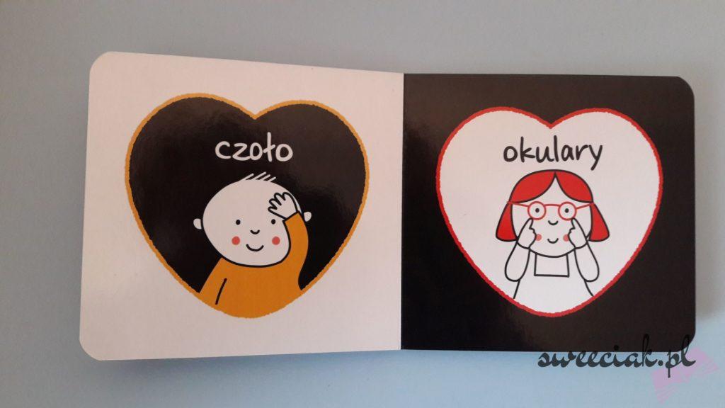 Książeczki kontrastowe - Biblioteka szczęśliwego dziecka