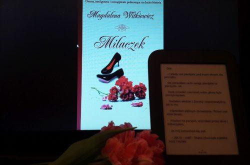 """""""Milaczek"""" - Magdalena Witkiewicz"""