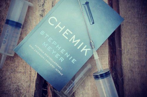 """Chemik"" - Stephenie Meyer"