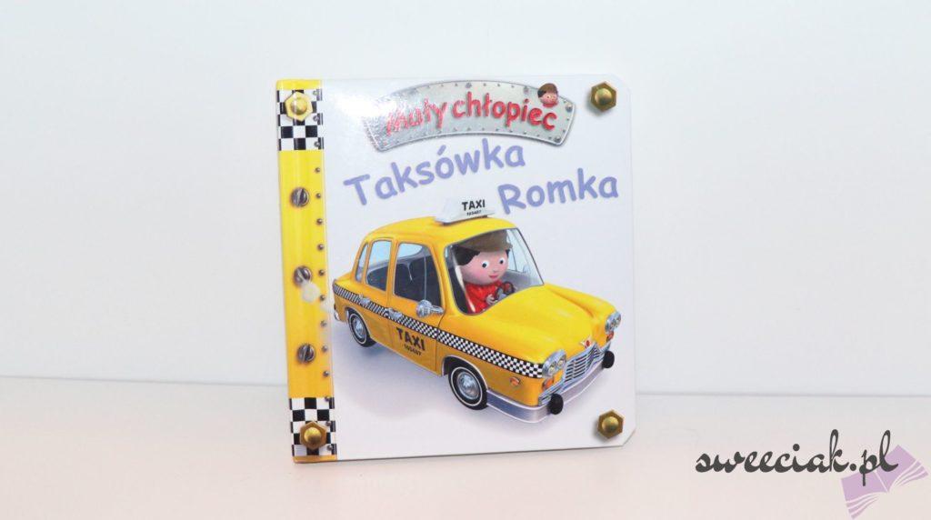 Taksówka Romka - Wydawnictwa Olesiejuk