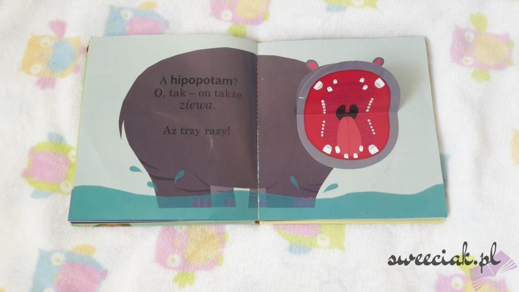 """""""Wszyscy ziewają"""" - Anita Bijsterbosch"""