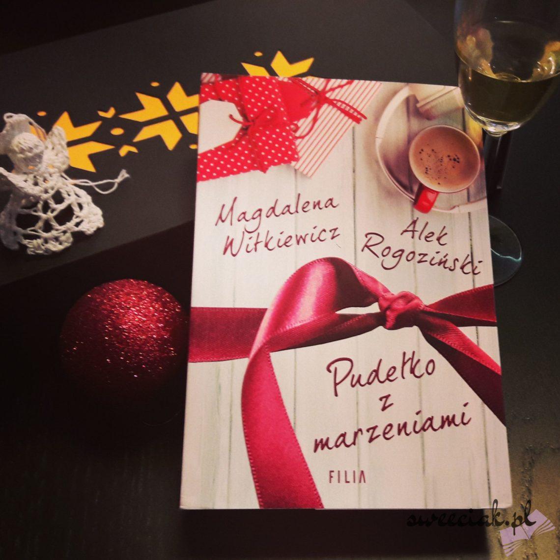 """""""Pudełko z marzeniami"""" - Magdalena Witkiewicz i Alek Rogoziński"""