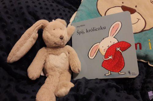 """Śpij, króliczku"" - Jörg Mühle"