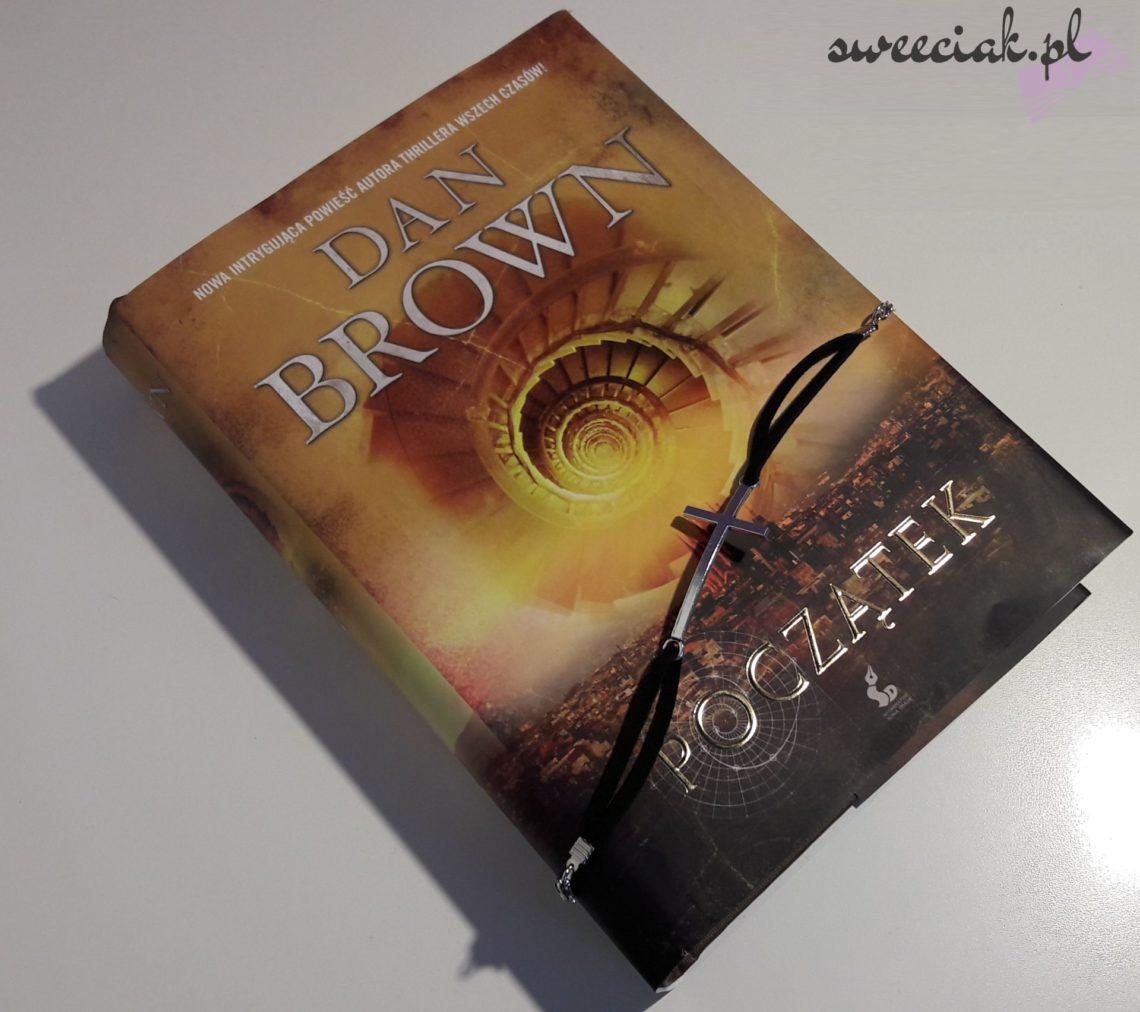 """""""Początek"""" - Dan Brown"""