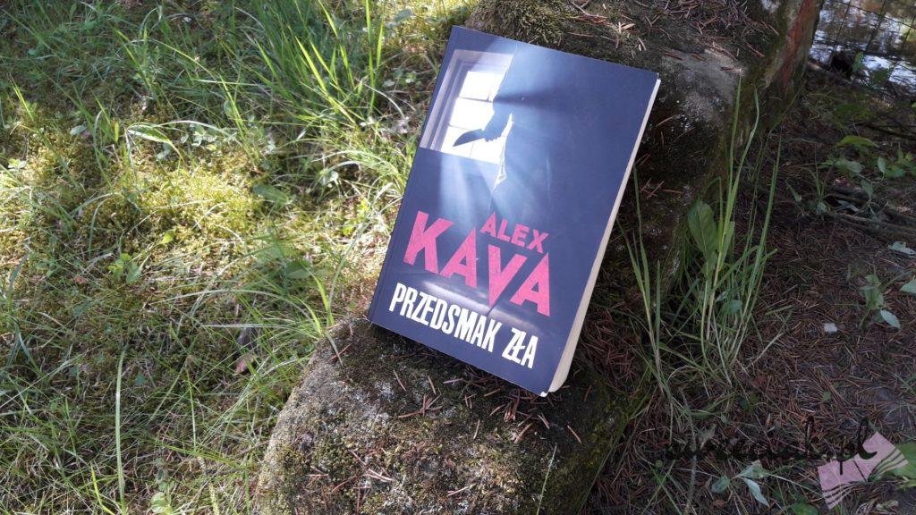 """Przedsmak zła"" - Alex Kava"