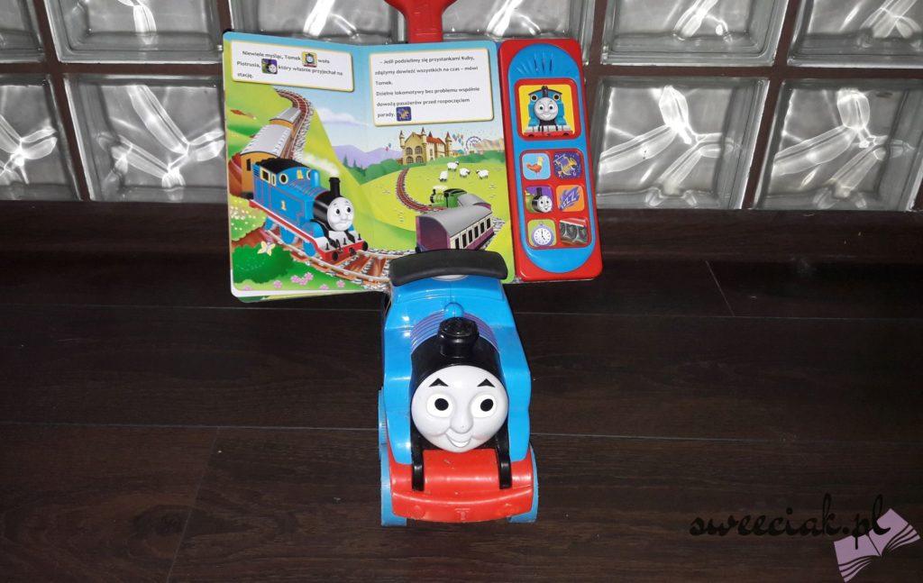 """Tomek i przyjaciele - """"Dzień dobry, lokomotywy"""""""