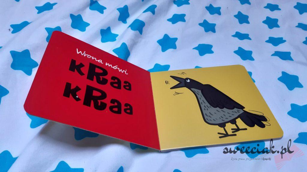 """""""Ptaki dzikie"""" - z serii OnoMaTo czyli zabawa dźwiękami"""