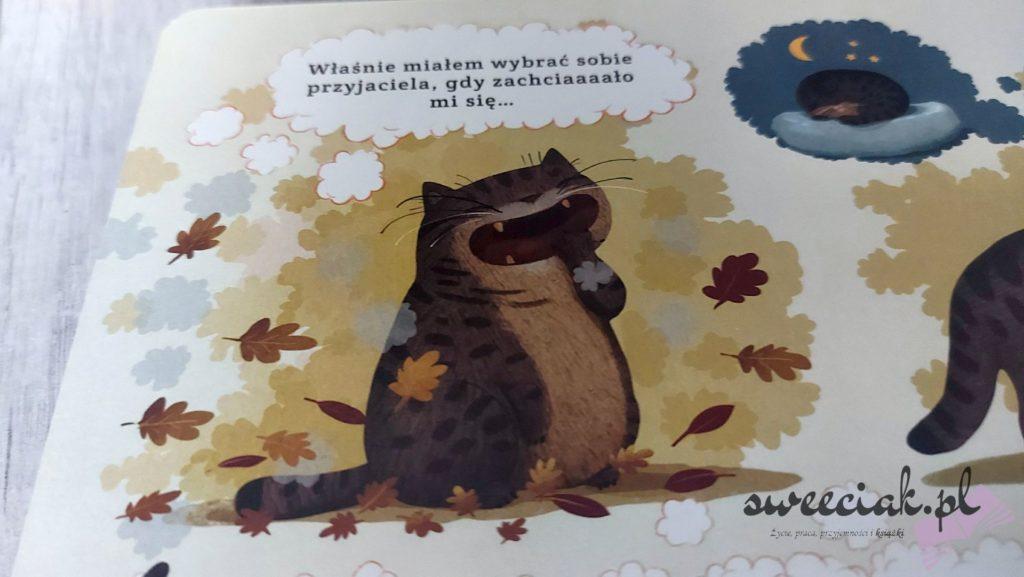 """""""Niezwykłe przyjaźnie w świecie roślin i zwierząt"""" - Emilia Dziubak"""