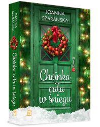"""""""Choinka cała w śniegu"""" - Joanna Szarańska"""