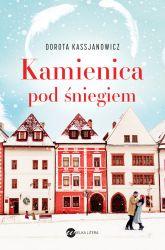 """""""Kamienica pod śniegiem"""" - Dorota Kassjanowicz"""