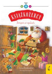 """""""Pompon w opałach. Książkożercy. Poziom 2"""" - Anna Paszkiewicz"""