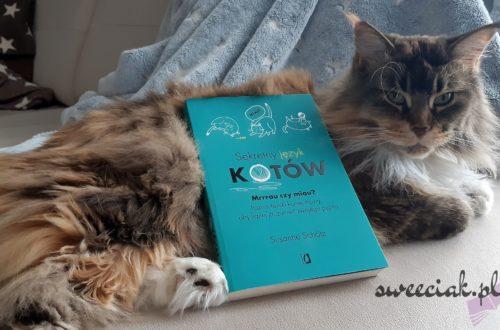 """""""Sekretny język kotów"""" - Susanne Schotz"""