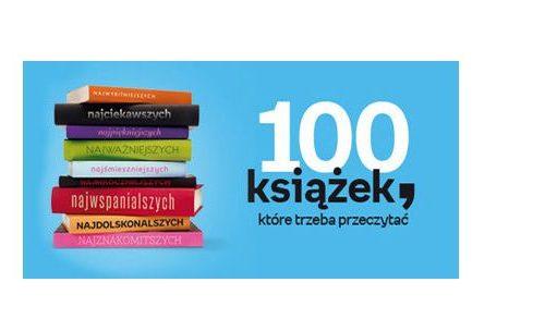 100 książek, które trzeba przeczytać – ogłasza Empik