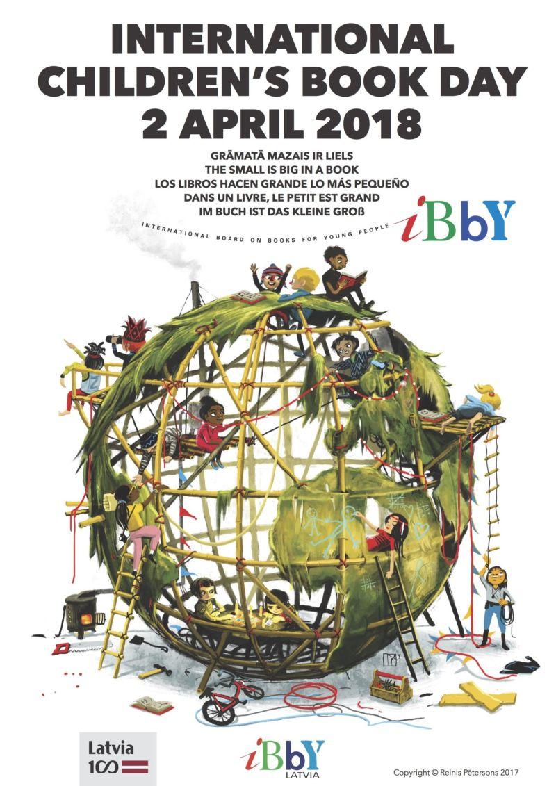 Międzynarodowy Dzień Książki dla Dzieci 2018