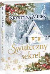 """""""Świąteczny sekret"""" - Krystyna Mirek"""