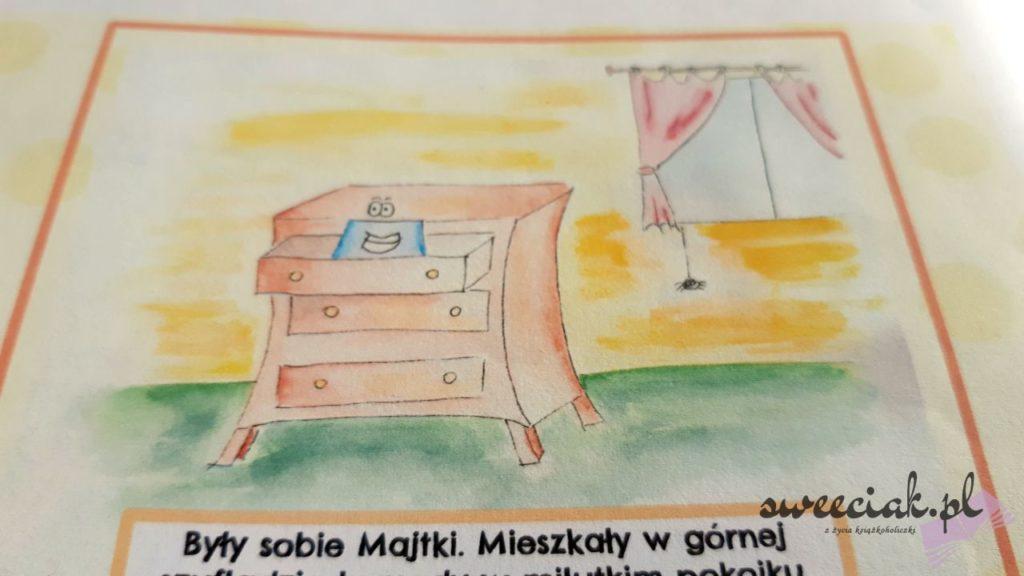 """""""Majtki i przetykacz odkrywają świat"""" - Agnieszka Paletta"""