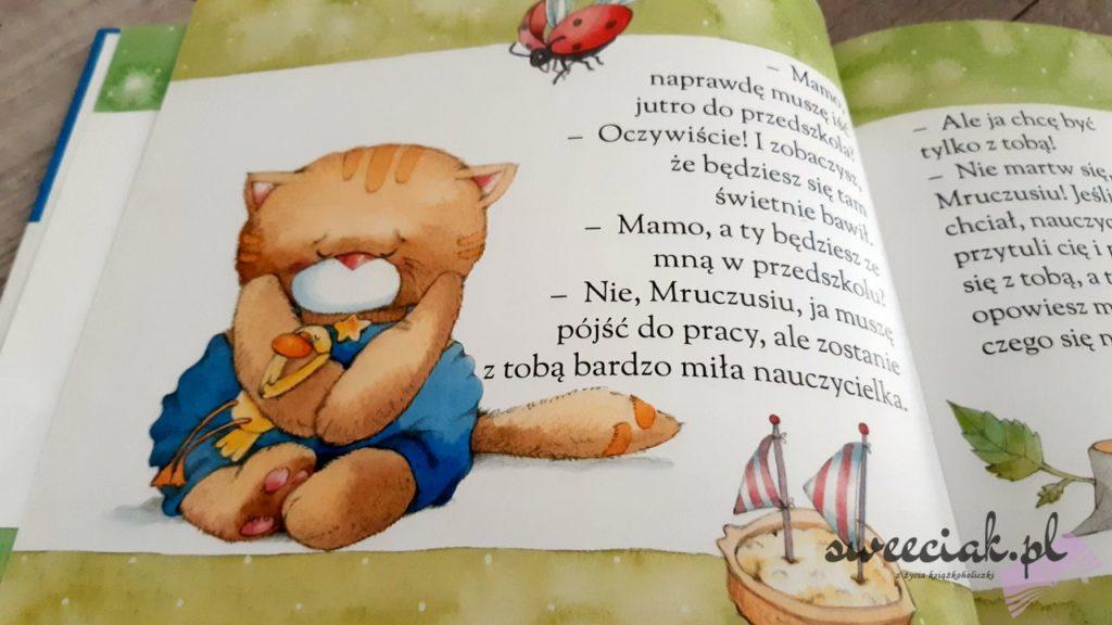 """Mruczuś idzie do przedszkola"""" - Sara Agostini, Marta Tonin"""