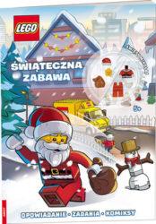 """""""Lego. Świąteczna zabawa"""" - opracowanie zbiorowe"""