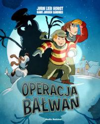 """""""Operacja Bałwan"""" - Jorn Lier Horst"""