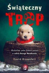 """""""Świąteczny trop"""" - David Rosenfelt"""