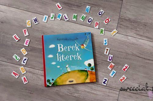 """Berek literek"" - Agnieszka Frączek"