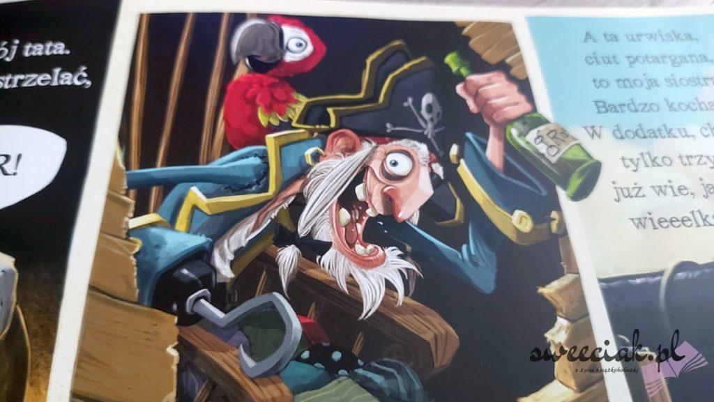 """""""Piraci z naszej ulicy"""" - Jonny Duddle"""