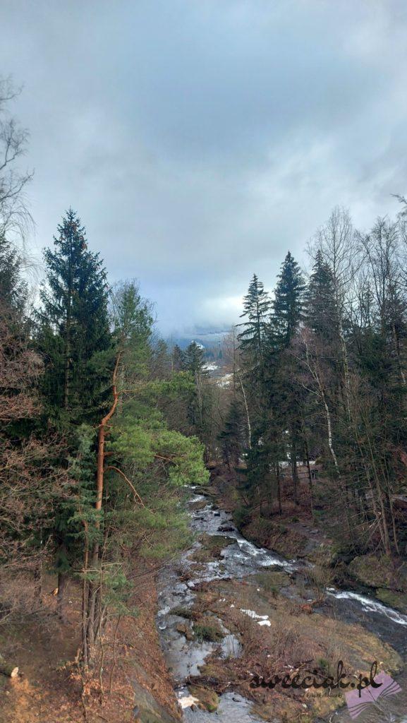 Karpacz - Dziki Wodospad