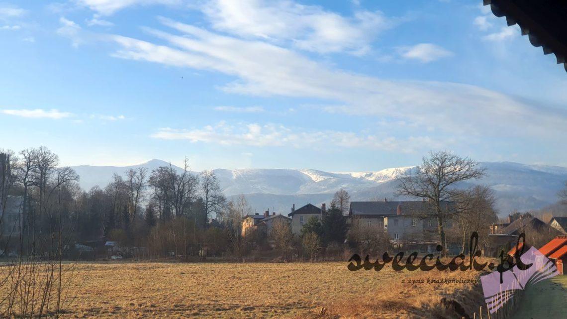 Karpacz - Widok na Śnieżkę
