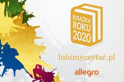 Plebiscyt Książka Roku 2020 - LubimyCzytac.pl
