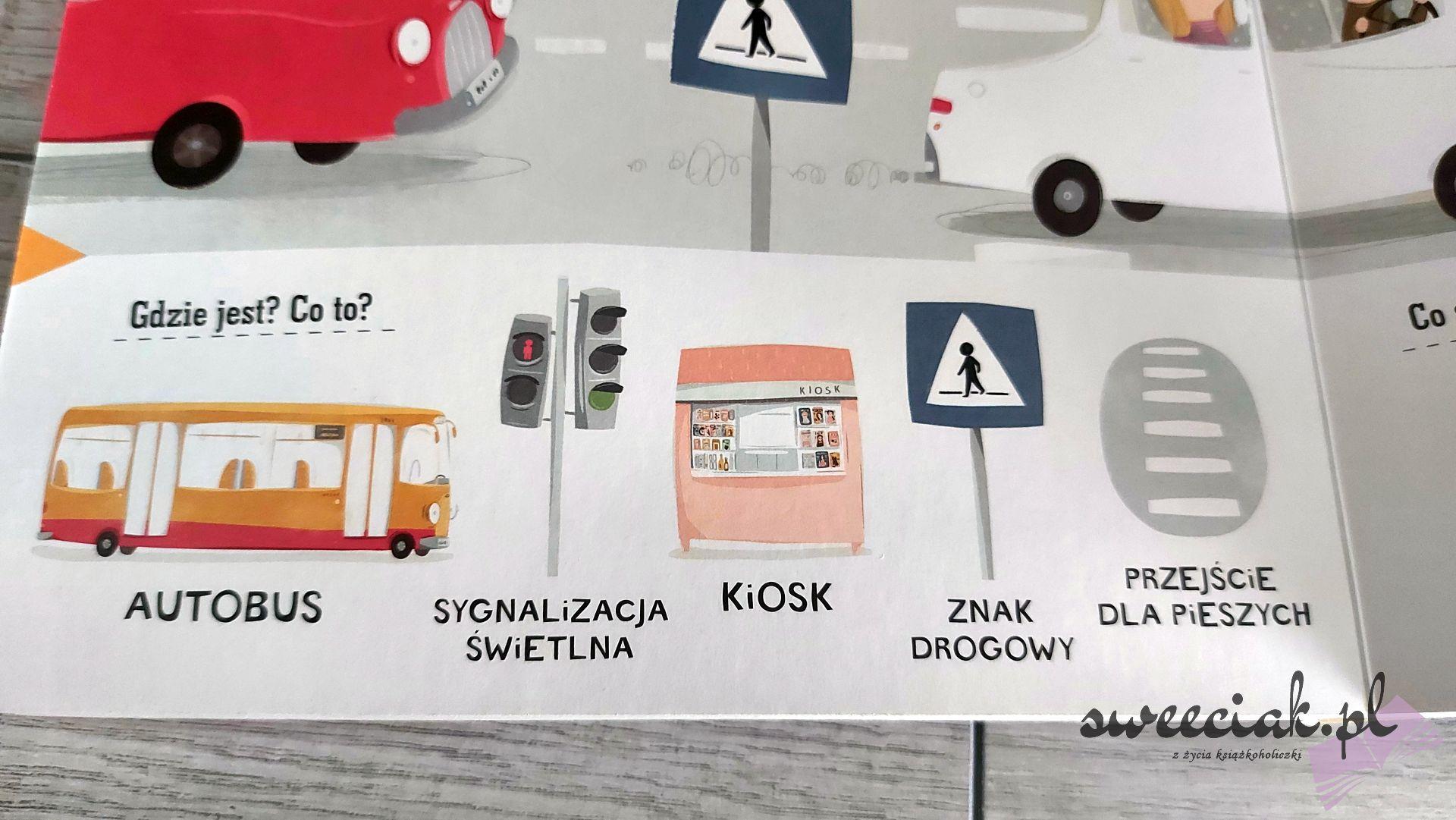 """""""Pucio w mieście. Zabawy językowe dla młodszych i starszych dzieci"""" - Marta Galewska - Kustra"""