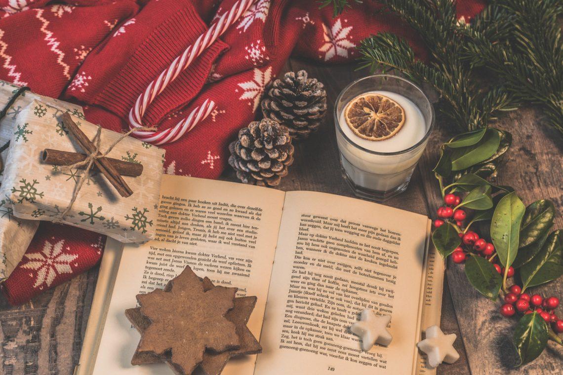 Świąteczna uczta czytelnicza - zapowiedzi książek Bożonarodzeniowych w 2021